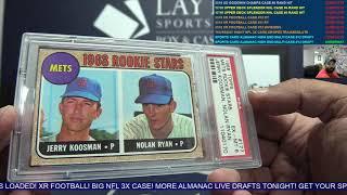 Download The Sports Card Almanac: High End Multi Sport Volume One – 3 Box Case Break #13 Video