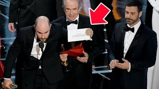 Download 2017 Oscars FAIL Explained Video