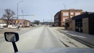Download BigRigTravels LIVE! Sioux City, Iowa to Cherokee, Iowa Video