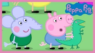 Download Peppa Pig - Grampy Rabbit's Dinosaur Park (HD) Video