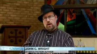Download Abandoned Atheism for Christianity: John C. Wright Uncut Video