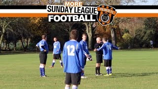 Download MORE Sunday League Football - SIX OF ONE, HALF A DOZEN OF THE OTHER Video