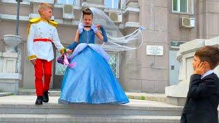 Download Принцесса НЕВЕСТА! Сказочная свадьба!!! Video