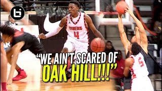 Download ″WE AIN'T SCARED OF OAK HILL THIS THE DIRTY SOUTH!″ Oak Hill VS Lancaster At National Hoopfest. Video