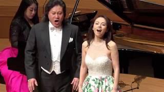 Download 乾杯の歌  ヴェルディ作曲 歌劇『椿姫』より  歌唱 森麻季&戴玉強 Video
