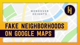 Download The Fake Neighborhoods on Google Maps Video