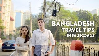 Download Bangladesh Travel Tips: in 30 seconds Video