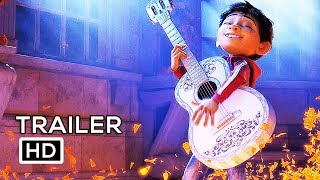 Download COCO All Songs + Trailers (2017) Disney Pixar Animated Movie HD Video
