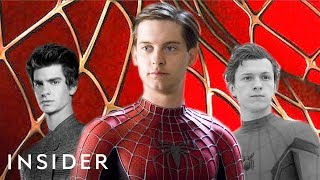 Download How Tobey Maguire's Spider-Man Became A Classic Video