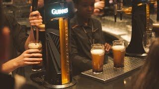 Download Touring the Guinness Storehouse Video