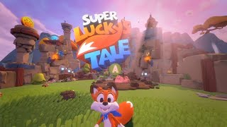 Download 15 Minutes of Super Lucky's Tale Gameplay on Xbox One X Video