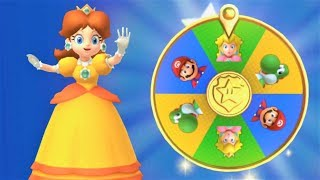 Download Mario Party 10 - Haunted Trail - Daisy Gameplay Video