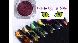 Download Pigmento Efecto Ojo de Gato | El Mundo del Nail Art Video