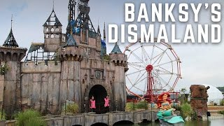 Download What Is It Like To Visit Banksy's Dismaland Park? Video
