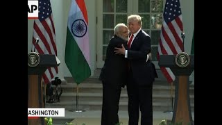 Download Trump: India Has True Friend in the White House Video