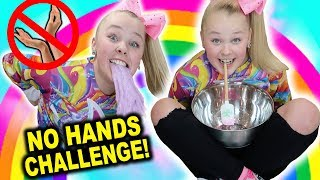 Download MAKING SLIME WITH NO ARMS!!!! Video