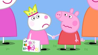 Download Peppa Pig New Episodes - Suzy Goes Away - Kids Videos | New Peppa Pig Video
