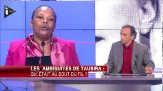 Download Christiane Taubira ″hait la France″ pour Zemmour - CSD Video