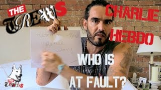 Download Charlie Hebdo: Whose Fault Is it? Russell Brand The Trews (E231) Video
