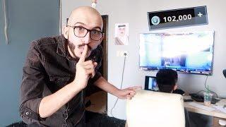 Download اهدية دستور 100k فيبوكس!!( ما توقعت ردة فعله كذا) Video