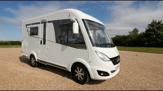 Download The Practical Motorhome Hymer B-Class DynamicLine 444 review Video