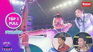 Download Biệt Tài Tí Hon 2|Tập 1 Full:Trấn Thành,Bắp bất ngờ bởi tài năng của cung thủ nhỏ tuổi nhất Việt Nam Video