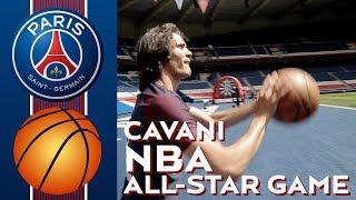 Download EDINSON CAVANI NBA ALL-STAR GAME Video