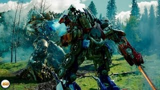 Download Transformers 2 Revenge Of The Fallen Forest Battle with Deleted Scenes 1080p [HD] Video
