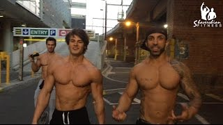 Download Chestbrah Takes Over Melbourne Video