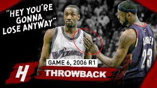 Download The Game That LeBron James DISRESPECTED Gilbert Arenas, INSANE Game 6 Duel Highlights 2006 Playoffs Video