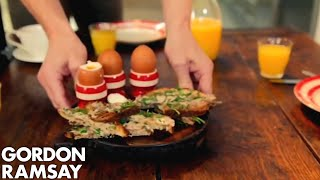 Download Boiled Eggs With Anchovy Soldiers By Gordon Ramsay Video