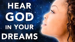 Download How to Hear God Speak in Your Dreams | Mark Virkler & Charity Kayembe Video