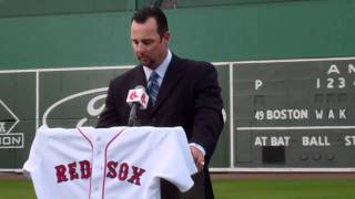 Download Tim Wakefield retires from MLB and Red Sox.flv Video