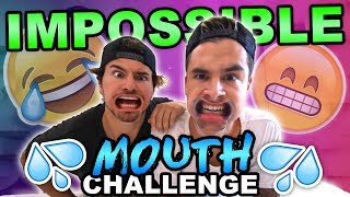Download IMPOSSIBLE MOUTH CHALLENGE!! Video