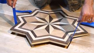 Download PID Floors Presents: Installing A Hardwood Flooring Medallion Inlay Video