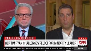 Download TIM RYAN: 'Within striking distance' of defeating Pelosi for House minority leader Video