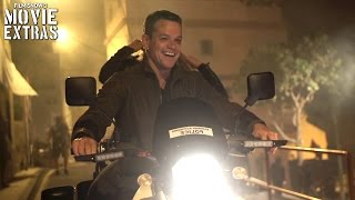 Download Go Behind the Scenes of Jason Bourne (2016) Video