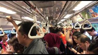Download Train stalls between Khatib and Yishun stations Video