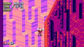 Download Sonic Mania Plus: Mania Mode Part 8: Mirage Saloon Zone (Super Knuckles) Video