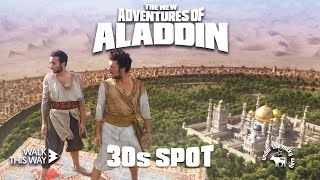 Download The New Adventures of Aladdin - 30s Spot Video