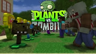 Download FNAF vs Mobs: Plants vs Zombies Challenge - Monster School (Five Nights At Freddy's) Video