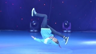 Download B-Girl V - 1st Place Breakdance Solo Kids / Dance Fest Novi Sad 2014 / AQUA Video