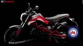 Download Kymco K PIPE 125cc Video