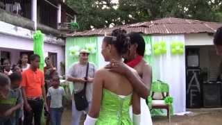 Download Quinceanera de Dionicia corto Video
