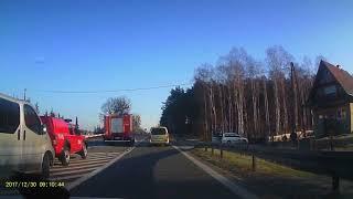 Download 30,12,2017 DK 10 m Skępe Wypadek Śmiertelny Video