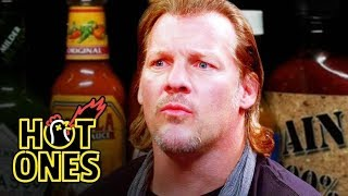 Download Chris Jericho Gets Body Slammed by Spicy Wings | Hot Ones Video