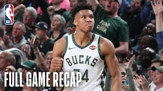 Download PISTONS vs BUCKS | Milwaukee Turns It Up in The 2nd Half | Game 2 Video