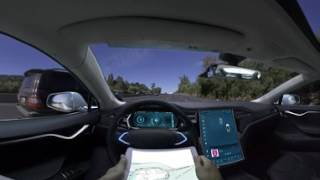 Download Bosch Automated Driving VR Experience Video