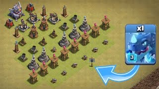 Download MAX TROOPS vs LEVEL ONE DEFENCES!! 🔥 IMPOSSIBLE TROOP CHALLENGE IN CLASH OF CLANS! 🔥 Video