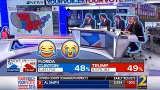 Download The *UNBELIEVABLE* moment ABC News REFUSES to announce TRUMP winning Florida Video